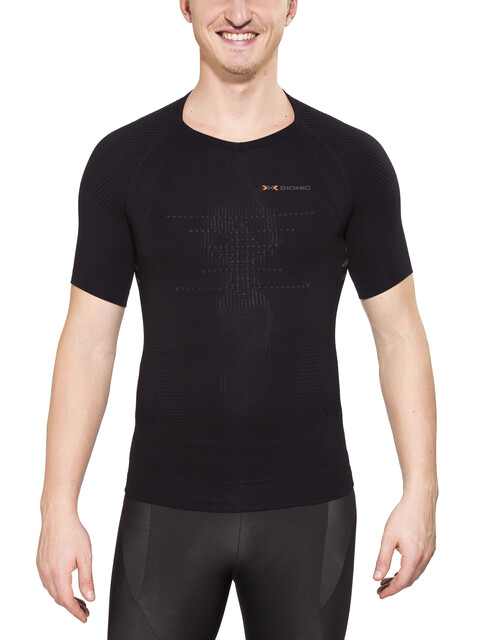 X-Bionic Trekking Summerlight Shirt SS Men Black/Anthracite